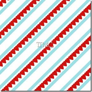 Valentine Stripe