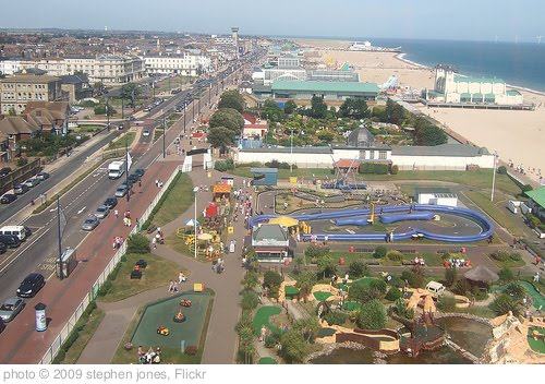 'Great Yarmouth' photo (c) 2009, stephen jones - license: http://creativecommons.org/licenses/by/2.0/