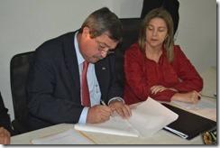Posse de Hélio Sobral