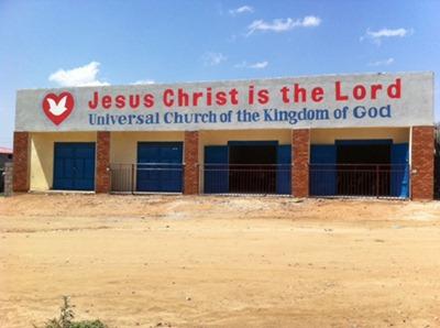 igreja universal sudão - Priscila e Maxwell Palheta