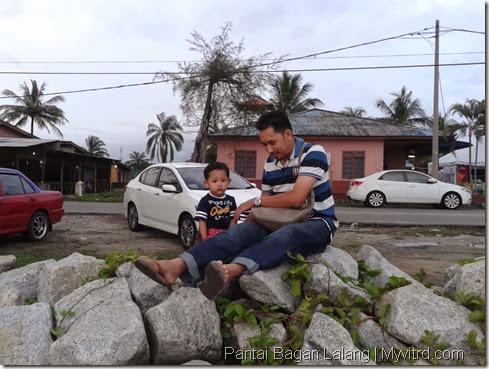 Pantai Bagan Lalang 14010121
