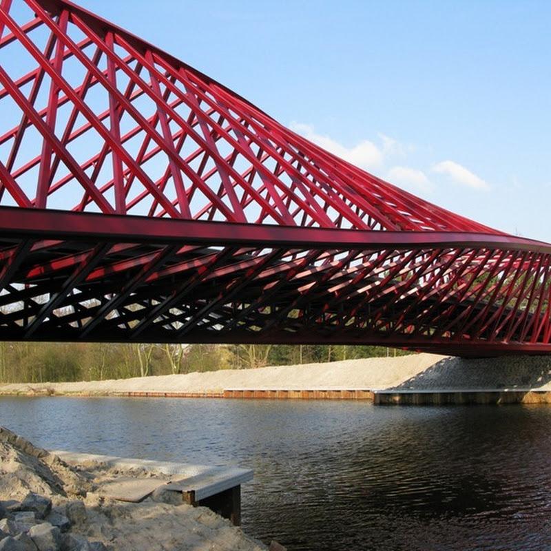 West 8 Architects - The Twist Bridge