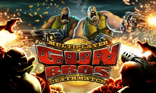 Game GUN BROS MULTIPLAYER apk for kindle fire