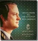 bm-image-720749 Kung Carl XVI Gustaf 40 år som regent. Med amorism mera text