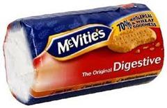 Mcvities Digestive Biscuit