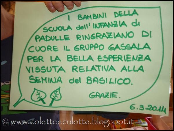 Piantiamo il basilico con i bimbi della Scuola Materna di Padulle - 6 marzo 2014 (20)