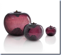 Ceramic Apple Structures