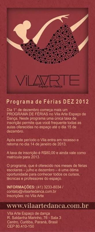 programa ferias dez 2012