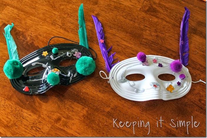 plastic masks (4)