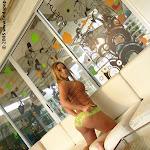Milena Guzman Sexy Striptease Foto 58