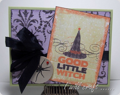havestampswillcraft good little witch card