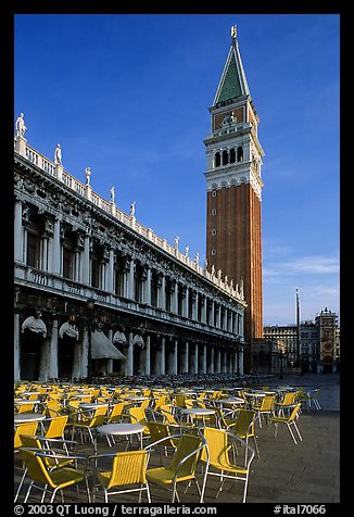 Piazza San Marco can be captured from so many angles. 