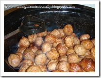 Our meatballs secret ingredient is the grape jelly! #recipes #appetizers