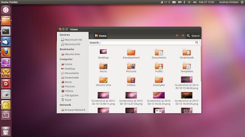 Ubuntu 12.04 Update Nautilus