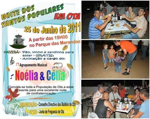 Santos Populares Ota 25.6.11