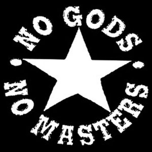 No gods