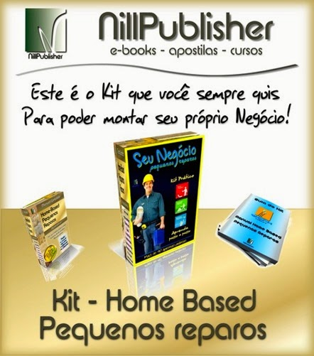 News Letter - Kit Home Based de Pequenos Reparos-01