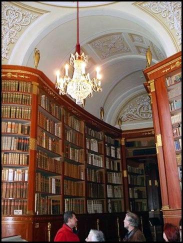 Bibliothèque de Klosterneuburg, Autriche -1