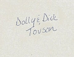 Dolly and Dick Tovson  back DL Ant