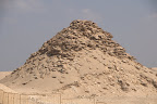 Userkaf's Pyramid at Saqqara