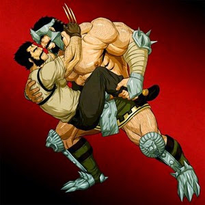 Hercules & Wolverine