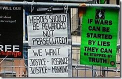 Solidariedade com Julian Assange.Ago.2012