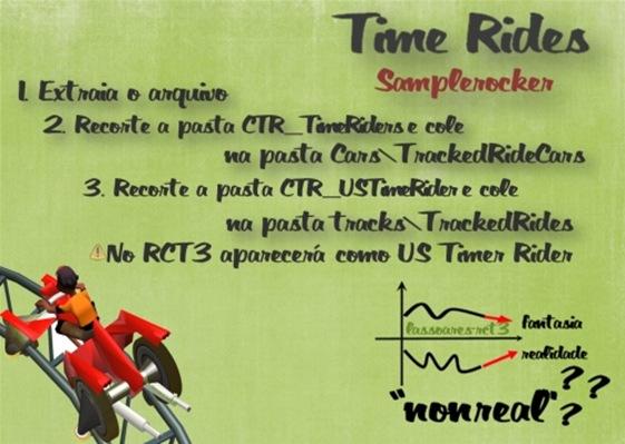 CTR Time Rides II (Samplerocker) lassoares-rct3