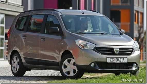 Dacia Lodgy Ambiance 1.6 MPI 85 05