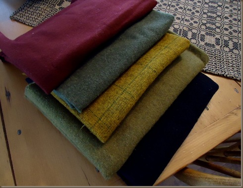 Wool from Margie 2