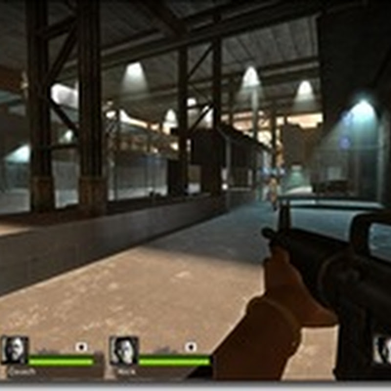 Left 4 Dead 2 - City 17 Map