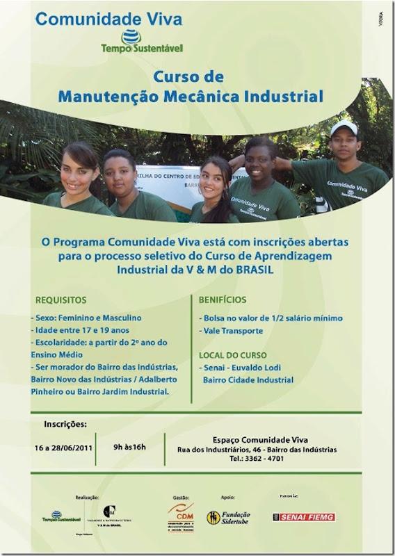 Manutenção Mecanica Industrial