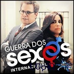 CAPA Download Cd   Trilha Sonora Novela Guerra Dos Sexos   Internacional   VA