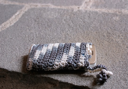 Cell phone sheath