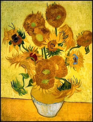 Girasoli di Van Gogh 1