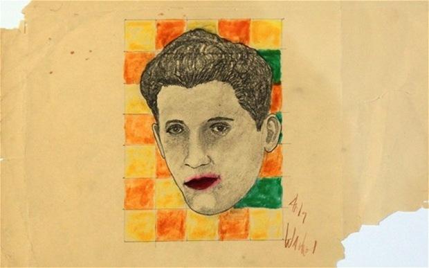 Σχέδιο του δεκάχρονου Άντι Γουόρχολ…