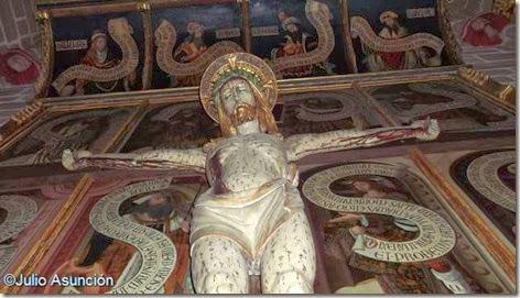 Cristo de Caparroso - Pamplona