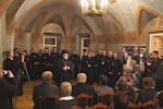 на торжества в Киев прибыл наместник Свято-Троицкой Александро-Невской Лавры владыка Назарий.JPG