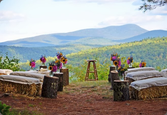 outdoor ceremony site 1185243_10151917216622625_353461756_n valley flower company