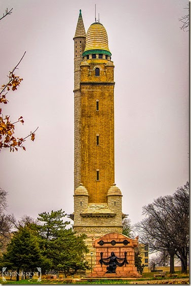 Compton Hill Water Tower, St. Louis, MO