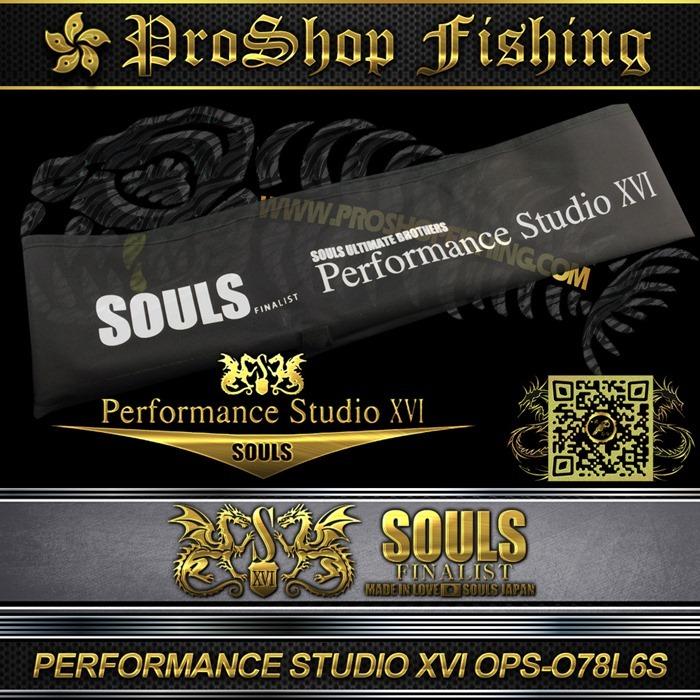 souls PERFORMANCE STUDIO XVI OPS-O78L6S.6