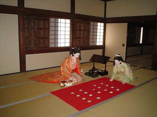 Himeji Castle of Japan