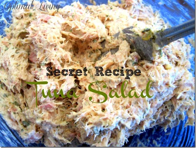 Tuna Salad 7