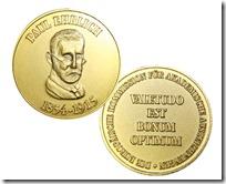 златен медал «Пол Ерлих»