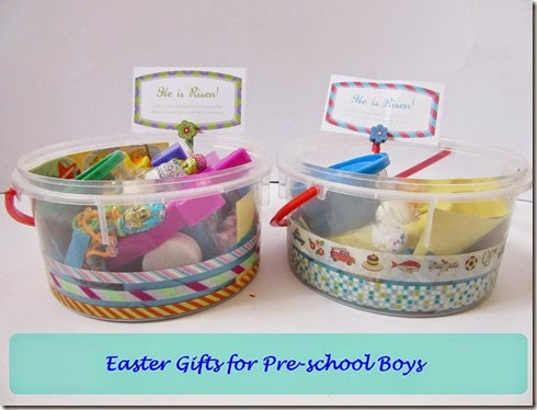 March 2015 lady es recipe box easter gifts for pre school boys negle Gallery