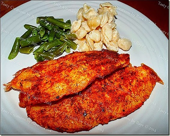 how to cook moist kingfish fillets