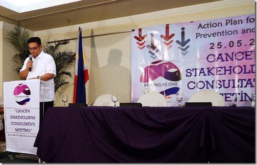 Commissioner Rozzano Ruffy Biazon