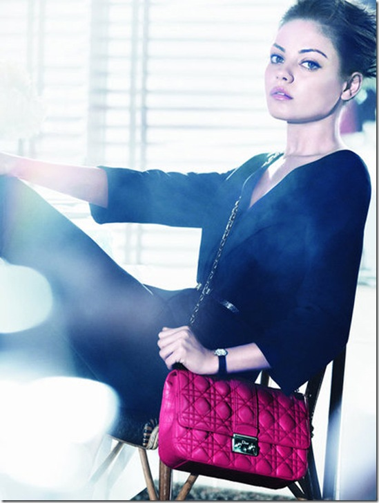 Mila-Kunis-Dior-Ad