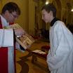 Rok 2012 - Stretnutie pri modlitbe s bl. biskupom Vasiľom Hopkom 11.12.2012