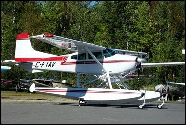 Seaplane fly in 048