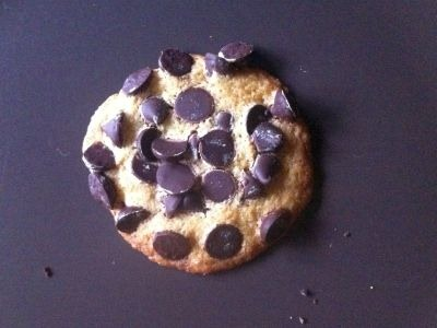 9 percent baked on plate